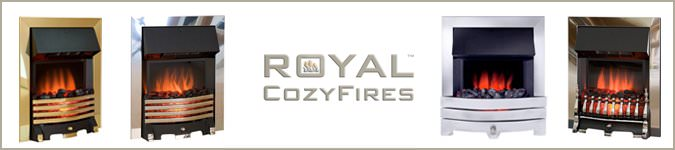 Royal Cozy Fires, Banner