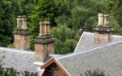 Chimney Stacks,im flueless