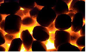 Article: Must do solid fuel image  burning coals