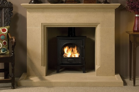 Solid Fuel Fireplace - fireplace.co.uk