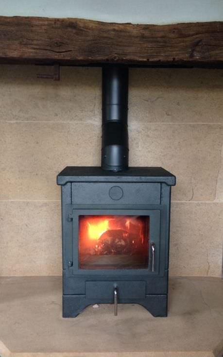 Newsletter July 2014-Landy Vent-eco 580 stove