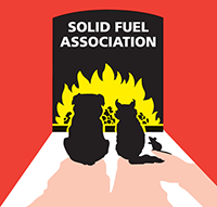 Solid Fuel Association logo
