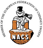 NACS (National Association of Chimney Sweeps) logo