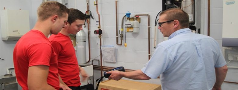 Bringing Fresh Talent to the Heating & Plumbing Industry