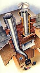 Visit the BFCMA website for some of the latest guidance on flues & chimneys