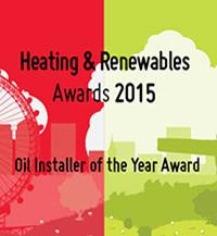 Oil Installer of the Year