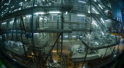 Lincolnshire's Energy from Waste Facility is now processing 150,000 tonnes of residual waste every year.