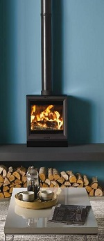 A new view on contemporary wood burning stoves