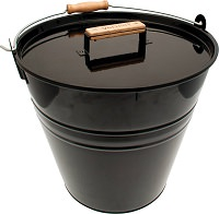 """A customer recently even suggested using our Fireside Bucket for containing ice at a summer garden party!"""