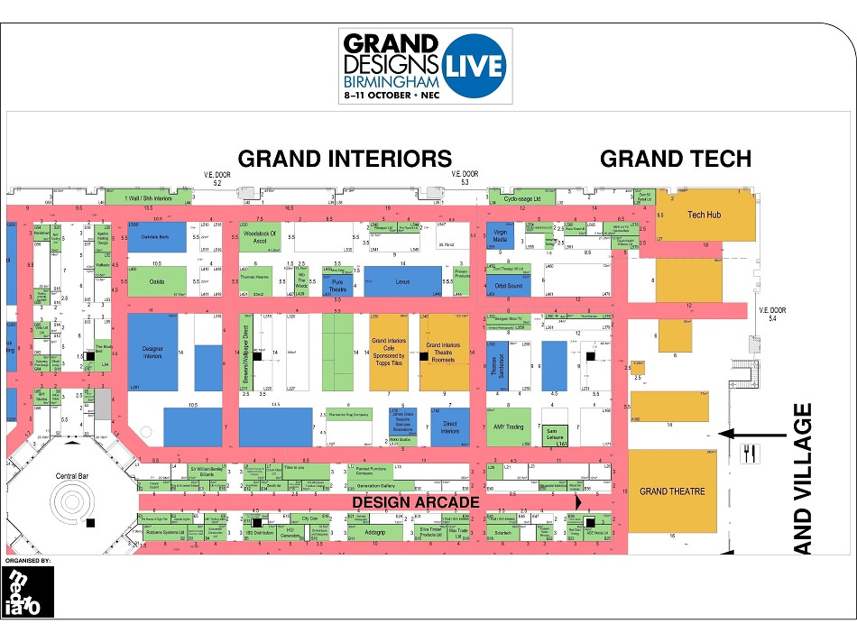 Grand designs nec floor plan thefloors co for Grand design floor plans