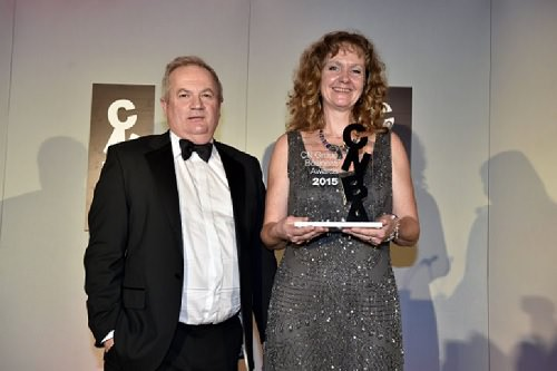 Winners of the CN group Business awards