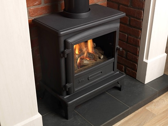 New Log Effect For Valor Ridlington Gas Stove 2