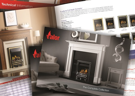 New Valor Complete Collection Brochure