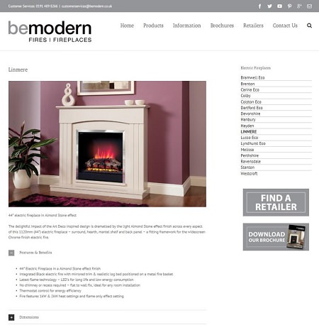 Be Modern Launch New Website 1