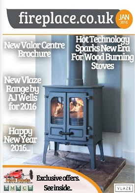 Fireplace Newsletters - Fireplace.co.uk