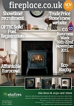 Fireplace.co.uk November Front Cover