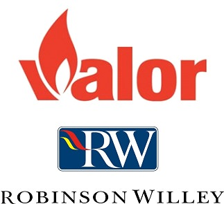 Valor Robinson Wiley logos