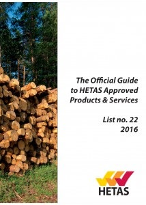 Official Hetas guide 2016
