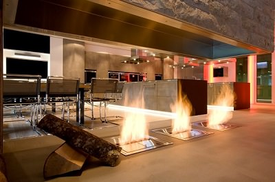 Bio ethanol and gel fires 2