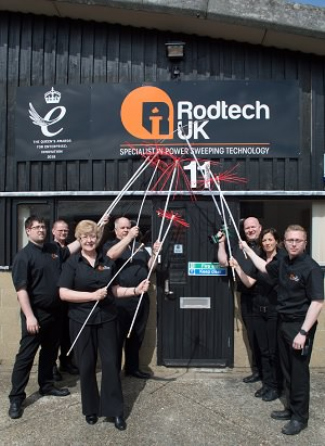 Rodtech UK Sweeps Award 3