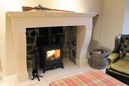 J. Rotherham answers demand for bespoke fireplace design 1