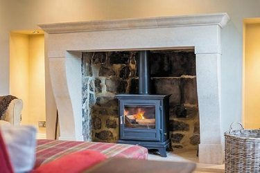 J. Rotherham answers demand for bespoke fireplace design