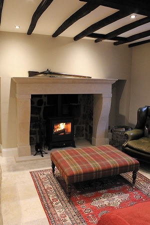 J. Rotherham answers demand for bespoke fireplace design 3