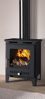 Waxman Heating Introduces the Alora Multi-Fuel Stove By Rofer & Rodi 2