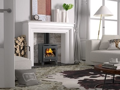 Waxman Heating Introduces the Alora Multi-Fuel Stove By Rofer & Rodi 3