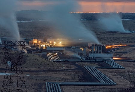 Sustainable Energy: Inside Iceland's Geothermal Power Plant 1