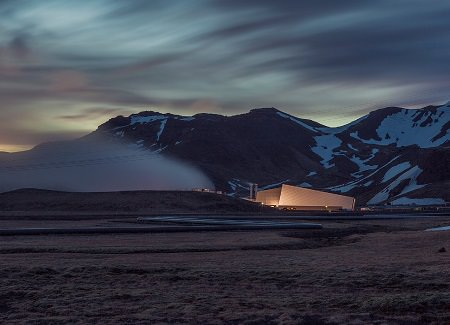 Sustainable Energy: Inside Iceland's Geothermal Power Plant 2