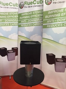 Flue Cube at Hearth and Home 2016 2