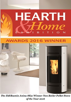 Award Winning Pellet Stoves and Boilers from Italy's Leading Manufacturer Edilkamin 2