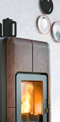 MCZ Group: Stoves with a Feminine Style 3
