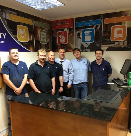 New trade counter for Grangemouth 1