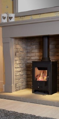 OER Launch Balanced Flue Gas Stove 1