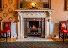 Using a Bio-Ethanol Fire to Restore a Historical Fireplace