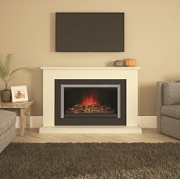New Electric Fireplaces Complete the Look 2