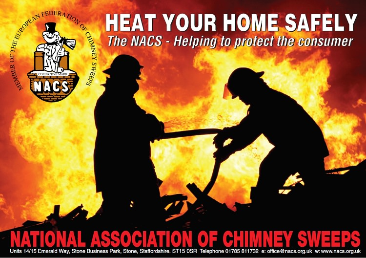 Heat your home safely 1