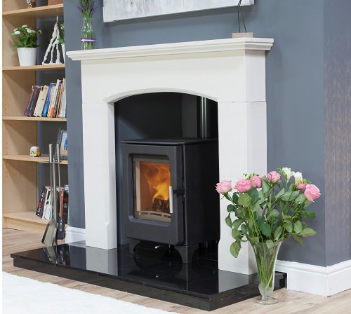 Combining Classic and Contemporary Style, The Ashcott From Mendip Stoves Suits All Interiors 1