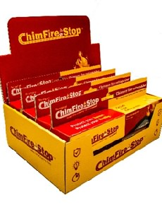 ChimFireStop The European Name of Chimfex The Chimney Fire Extinguisher 2