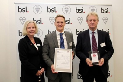 Colt Cowls Proud To Be Presented with The BSI Kitemark Certification 1