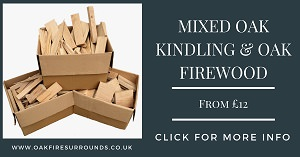 Mixed Oak Kindling & Oak Firewood