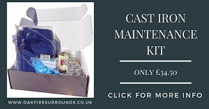 Cast Iron Maintenance Kit