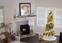 Making Your Fireplace the Star of the Show this Festive Season