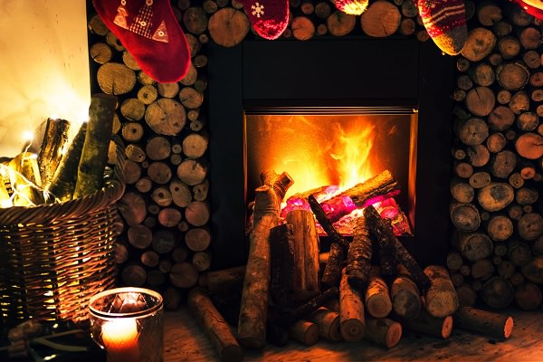 A safe fire source can ensure that your elderly relatives get to enjoy the warmth and aesthetic that they desire.
